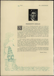 Page 14, 1928 Edition, Deering High School - Amethyst Yearbook (Portland, ME) online yearbook collection