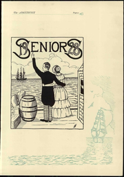 Page 15, 1928 Edition, Deering High School - Amethyst Yearbook (Portland, ME) online yearbook collection