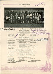 Page 11, 1931 Edition, Deering High School - Amethyst Yearbook (Portland, ME) online yearbook collection