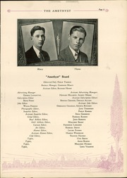 Page 13, 1931 Edition, Deering High School - Amethyst Yearbook (Portland, ME) online yearbook collection