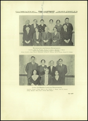 Page 12, 1932 Edition, Deering High School - Amethyst Yearbook (Portland, ME) online yearbook collection