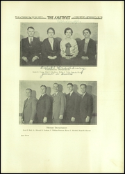 Page 15, 1932 Edition, Deering High School - Amethyst Yearbook (Portland, ME) online yearbook collection
