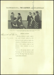 Page 9, 1932 Edition, Deering High School - Amethyst Yearbook (Portland, ME) online yearbook collection
