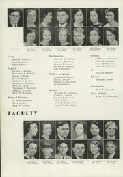 Page 16, 1936 Edition, Deering High School - Amethyst Yearbook (Portland, ME) online yearbook collection