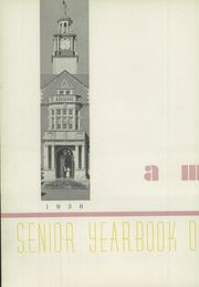 Page 6, 1936 Edition, Deering High School - Amethyst Yearbook (Portland, ME) online yearbook collection
