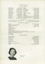 Page 14, 1938 Edition, Deering High School - Amethyst Yearbook (Portland, ME) online yearbook collection