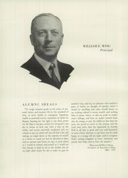 Page 12, 1939 Edition, Deering High School - Amethyst Yearbook (Portland, ME) online yearbook collection