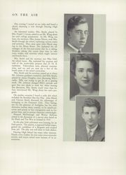 Page 15, 1939 Edition, Deering High School - Amethyst Yearbook (Portland, ME) online yearbook collection