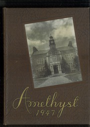Page 1, 1947 Edition, Deering High School - Amethyst Yearbook (Portland, ME) online yearbook collection