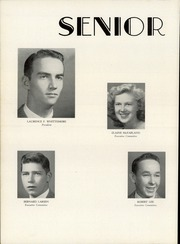 Page 16, 1947 Edition, Deering High School - Amethyst Yearbook (Portland, ME) online yearbook collection