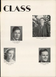 Page 17, 1947 Edition, Deering High School - Amethyst Yearbook (Portland, ME) online yearbook collection