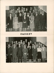 Page 11, 1948 Edition, Deering High School - Amethyst Yearbook (Portland, ME) online yearbook collection