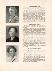 Page 13, 1948 Edition, Deering High School - Amethyst Yearbook (Portland, ME) online yearbook collection