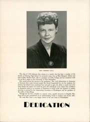 Page 8, 1948 Edition, Deering High School - Amethyst Yearbook (Portland, ME) online yearbook collection
