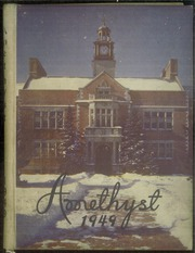 Page 1, 1949 Edition, Deering High School - Amethyst Yearbook (Portland, ME) online yearbook collection
