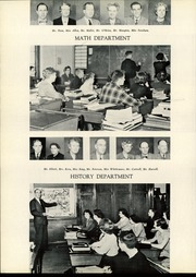 Page 10, 1950 Edition, Deering High School - Amethyst Yearbook (Portland, ME) online yearbook collection