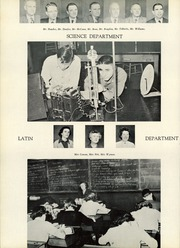 Page 12, 1950 Edition, Deering High School - Amethyst Yearbook (Portland, ME) online yearbook collection