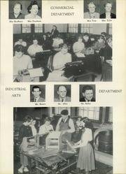 Page 13, 1950 Edition, Deering High School - Amethyst Yearbook (Portland, ME) online yearbook collection
