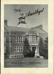 Page 5, 1950 Edition, Deering High School - Amethyst Yearbook (Portland, ME) online yearbook collection