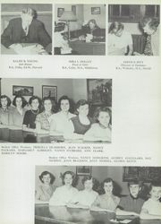 Page 11, 1951 Edition, Deering High School - Amethyst Yearbook (Portland, ME) online yearbook collection