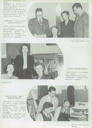 Page 13, 1951 Edition, Deering High School - Amethyst Yearbook (Portland, ME) online yearbook collection