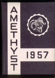 Page 1, 1957 Edition, Deering High School - Amethyst Yearbook (Portland, ME) online yearbook collection