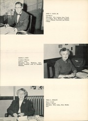 Page 11, 1957 Edition, Deering High School - Amethyst Yearbook (Portland, ME) online yearbook collection
