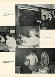 Page 17, 1957 Edition, Deering High School - Amethyst Yearbook (Portland, ME) online yearbook collection