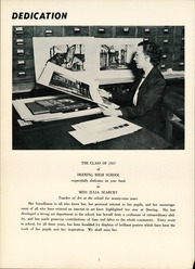 Page 6, 1957 Edition, Deering High School - Amethyst Yearbook (Portland, ME) online yearbook collection