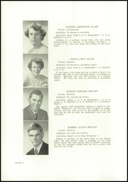 Page 10, 1953 Edition, Wells High School - Abenaki Yearbook (Wells, ME) online yearbook collection
