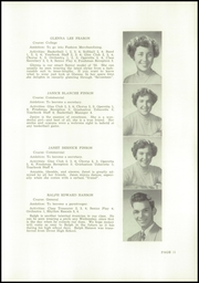 Page 13, 1953 Edition, Wells High School - Abenaki Yearbook (Wells, ME) online yearbook collection