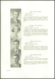 Page 16, 1953 Edition, Wells High School - Abenaki Yearbook (Wells, ME) online yearbook collection
