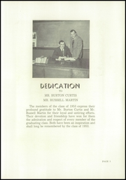 Page 5, 1953 Edition, Wells High School - Abenaki Yearbook (Wells, ME) online yearbook collection