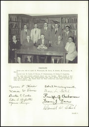 Page 7, 1953 Edition, Wells High School - Abenaki Yearbook (Wells, ME) online yearbook collection