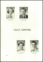 Page 8, 1953 Edition, Wells High School - Abenaki Yearbook (Wells, ME) online yearbook collection