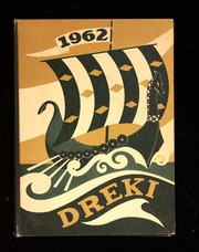 1962 Edition, Oxford Hills High School - Dreki Yearbook (South Paris, ME)