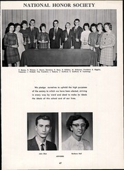 Page 51, 1962 Edition, Oxford Hills High School - Dreki Yearbook (South Paris, ME) online yearbook collection