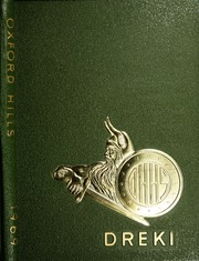 1969 Edition, Oxford Hills High School - Dreki Yearbook (South Paris, ME)