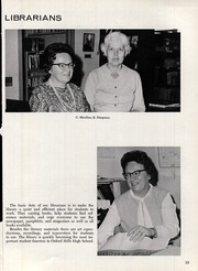 Page 17, 1969 Edition, Oxford Hills High School - Dreki Yearbook (South Paris, ME) online yearbook collection