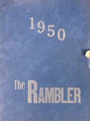 Page 1, 1950 Edition, Kennebunk High School - Rambler Yearbook (Kennebunk, ME) online yearbook collection