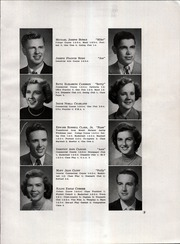 Page 11, 1950 Edition, Kennebunk High School - Rambler Yearbook (Kennebunk, ME) online yearbook collection