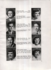 Page 13, 1950 Edition, Kennebunk High School - Rambler Yearbook (Kennebunk, ME) online yearbook collection