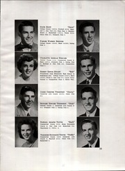 Page 15, 1950 Edition, Kennebunk High School - Rambler Yearbook (Kennebunk, ME) online yearbook collection