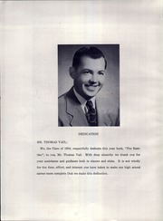 Page 6, 1950 Edition, Kennebunk High School - Rambler Yearbook (Kennebunk, ME) online yearbook collection