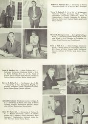 Page 10, 1956 Edition, Kennebunk High School - Rambler Yearbook (Kennebunk, ME) online yearbook collection