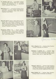 Page 11, 1956 Edition, Kennebunk High School - Rambler Yearbook (Kennebunk, ME) online yearbook collection