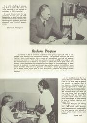 Page 14, 1956 Edition, Kennebunk High School - Rambler Yearbook (Kennebunk, ME) online yearbook collection