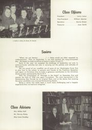 Page 16, 1956 Edition, Kennebunk High School - Rambler Yearbook (Kennebunk, ME) online yearbook collection