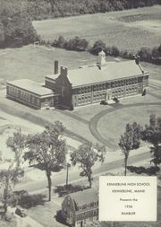 Page 5, 1956 Edition, Kennebunk High School - Rambler Yearbook (Kennebunk, ME) online yearbook collection