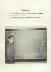 Page 8, 1956 Edition, Kennebunk High School - Rambler Yearbook (Kennebunk, ME) online yearbook collection